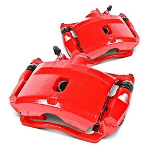 For Honda Civic 1990 2000 Power Stop Performance Floating Front Brake Calipers