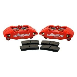For Honda Civic 1990 2005 Wilwood 140 13029 R Forged Dynapro Front Caliper Kit