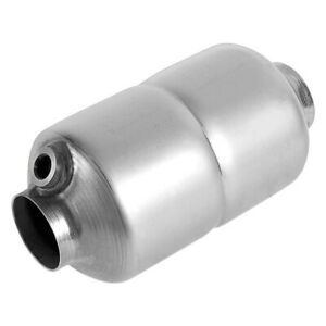 For Dodge Ram 1500 05 Obdii Universal Fit Round Body Catalytic Converter