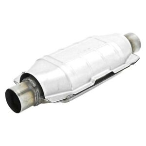 Catalytic Converter 225 Series Universal Fit Oval Body Catalytic Converter 2 25
