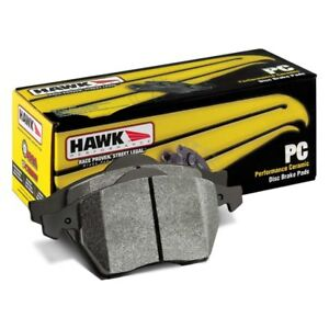 For Ford Expedition 03 06 Hawk Hb462z 827 Performance Ceramic Front Brake Pads