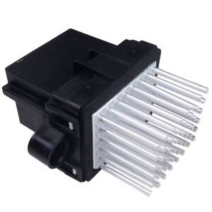 A C Heater Blower Motor Resistor For Chevrolet Gmc Buick Cadillac 07 16 15141283
