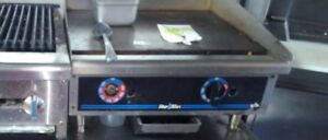 Gas Countertop Griddle