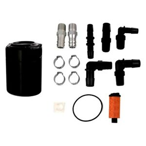 For Ford Mustang 2015 2017 Steeda Autosports Oil Catch Can Kit