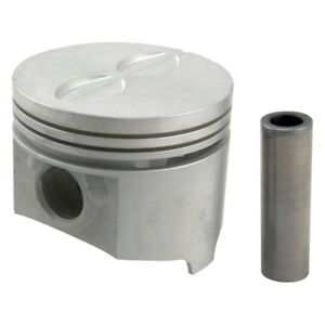 For Pontiac Grand Prix 62 66 Flat Head Cast Piston W 4 Valve Reliefs