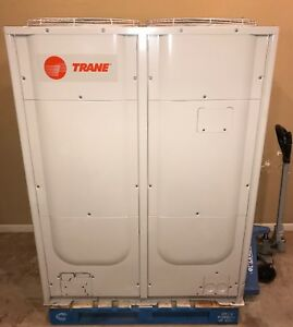 Trane Vrf Multi Split System Heat Pump Ac 14 Ton 208v Up To 29 Indoor Zones