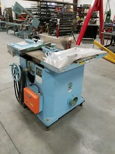 Northfield Foundry Machine Company No 4 Table Saw