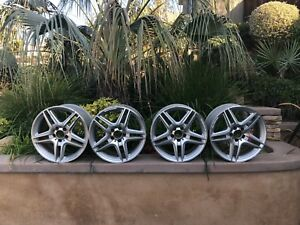 Mercedes 18 Inch Amg E Class Wheels Rims Oem Factory Rim 5x112 18x8 5
