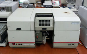 Varian Spectraa 200 Atomic Absorption Spectrometer