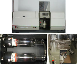 Varian Spectraa 800 Atomic Absorption Spectrometer