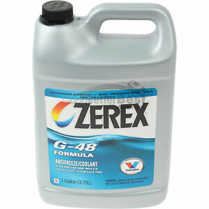 One New Valvoline Zerex Engine Coolant Antifreeze 861583 For Mercedes