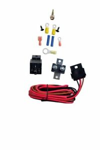 Electric Fuel Pump 50 Amp Fuel Pump Relay Kit