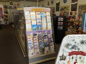 Business Display American Greeting Merchandise Display W Cards For Every Theme