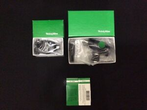 Led Welch Allyn 23820 3 5v Macroview Otoscope ophthalmoscopes 11720 Only Head