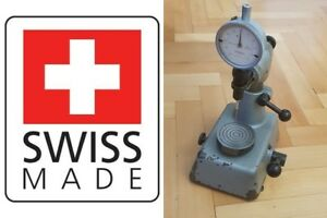 Precision Height Stand Indicator Stand Rotating Gauge Holder Test Pag Grenchen