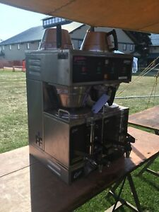 Curtis Gemini Twin Coffee Brewer Gem 12 10
