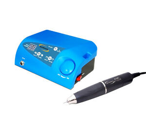 Dental 50000rpm Brushless Micro Motor W 50h Variable Speed Foot Pedal Handpiece