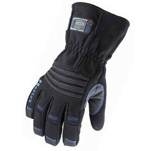 Ergodyne Proflex 819od Thermal Waterproof Work Gloves With Outdry Medium
