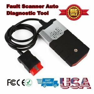 Obd2 Obdii Diagnostic Tool Scanner Kit Vci D For Cars Trucks Bmw Vw Audi Us Sd