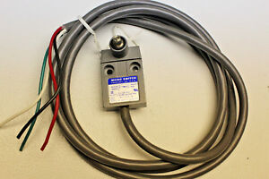 Honeywell Micro Switch 914ce16 6 Mini Enclosed Limit Switch Side Actuator