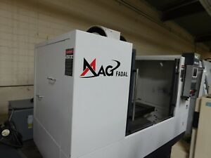 Mag Fadal 4020 Vertical Machining Center Cnc