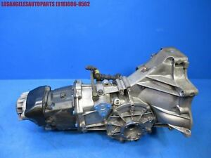 85 5 91 Porsche 944 Manual Transmission Gearbox 5 Speed W o Lsd 5s