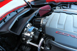 Procharger P 1x Supercharger Ho Intercooled System Chevy Vette C7 Stingray Lt1