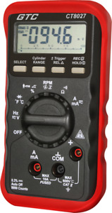 Sheffield Research Ct8027 Digital Multimeter Automotive Professional
