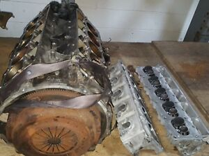 08 10 Dodge Viper Engine 8 4l V10 Longblock Warranty 11k Miles