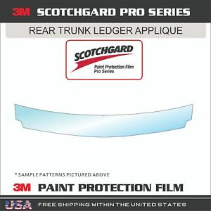 3m Scotchgard Pro Series Paint Protection Film Fits 14 18 Nissan Rogue