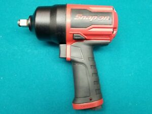 Snap on Pt850 Air Impact Wrench 1 2