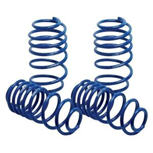 For Ford Mustang 94 04 2 X 1 6 Super Sport Front Rear Lowering Coil Springs