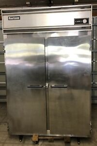 Raetone Victory Hussmann 2 Door Commercial Freezer Af 47 s6 Free Shipping