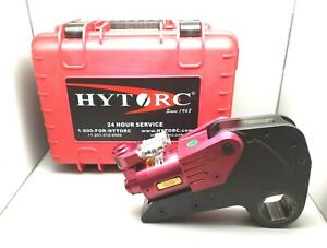 New Hytorc Xlct 8 Limited Clearance Hydraulic Torque Wrench With Carrying Case