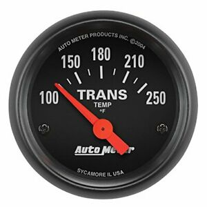 Auto Meter 2640 Z Series Electric Transmission Temperature Gauge
