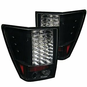 Spyder Jeep Grand Cherokee 05 06 Led Tail Lights Black