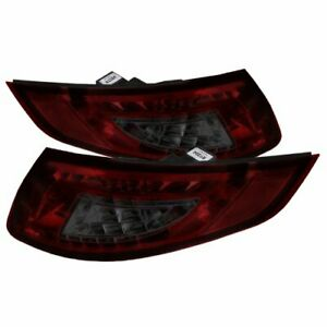 Spyder Auto Alt Yd P99705 Led Rs Porsche 997 Red Smoke Led Tail Light