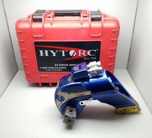 Hytorc Hy 5mxt Hydraulic Torque Wrench 1 1 2 Inch Drive Bolting Tool