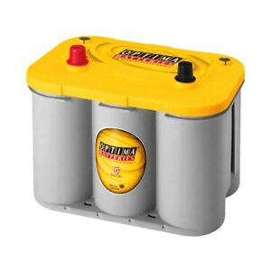 For Ford Expedition 2008 2017 Optima 8012 021 Yellowtop Battery