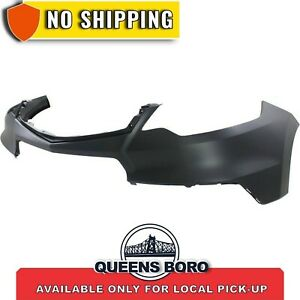 New Front Upper Bumper Cover Prime For Acura Rdx 2007 2009 Ac1000158