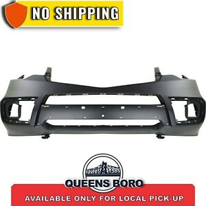 New Front Bumper Cover Prime For Acura Rdx 2010 2012 Ac1000168