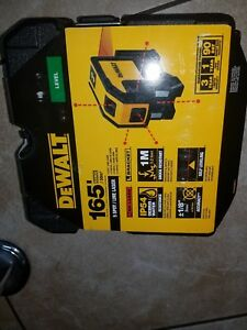 New Dewalt Dw0851 Self Leveling Spot Beams And Horizontal Line Free Shipping