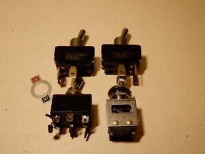23a1402 t2 Micro Switch Toggle Nos Plus Three Others