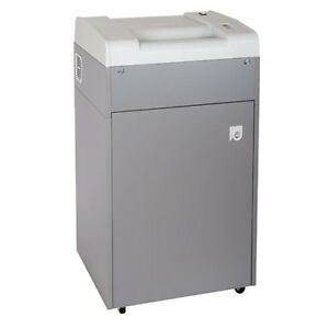 New Dahle 20396 Level P 4 Cross Cut High Capacity Paper Shredder Free Shipping