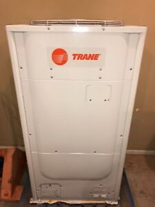 Trane Vrf Multi Split System Heat Pump Ac 6 Ton 208v Up To 12 Indoor Zones