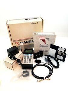 Magellan Promark V Gps Receiver Model 35002 Dated 1994