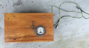 Model T Ford Coil Tester Working