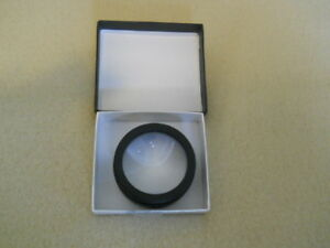 Leica Auxiliary Objective Lens 2 0x For Stereo Microscope Inside Thread 41 5mm