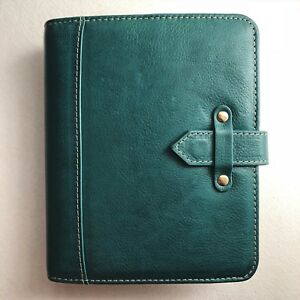 Franklin Covey Compact Teal Aurora