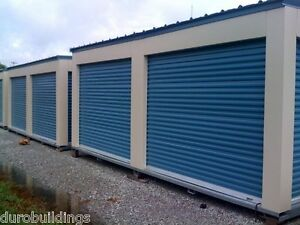 Duro Steel Janus 8 Wide By 10 Tall 1950 Series Insulated Roll up Door Direct